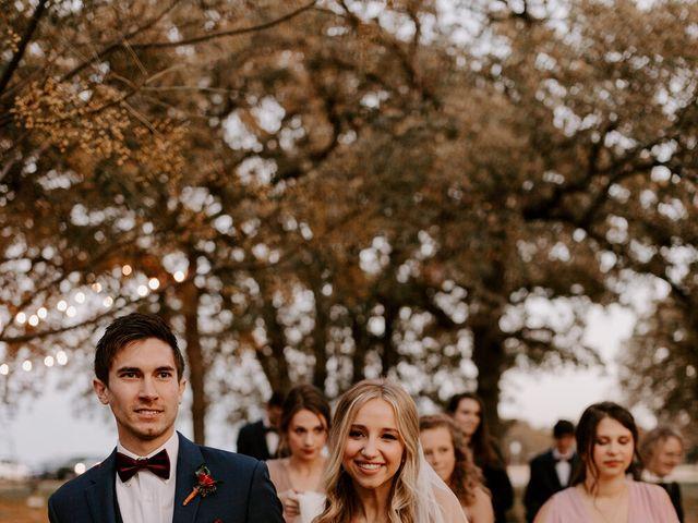 Leevi and Lauren's Wedding in Aubrey, Texas 27