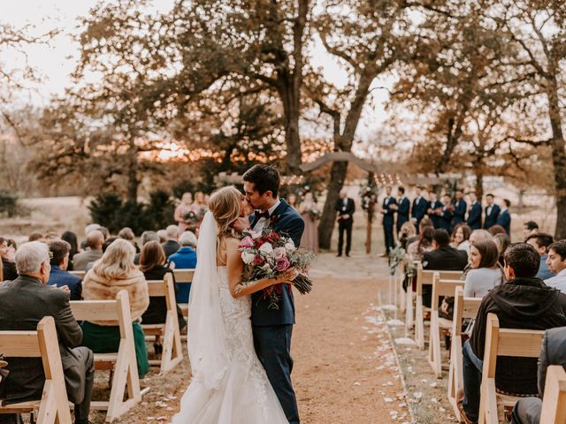 Leevi and Lauren's Wedding in Aubrey, Texas 30