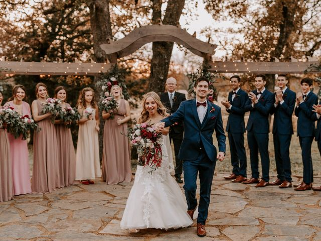 Leevi and Lauren's Wedding in Aubrey, Texas 31