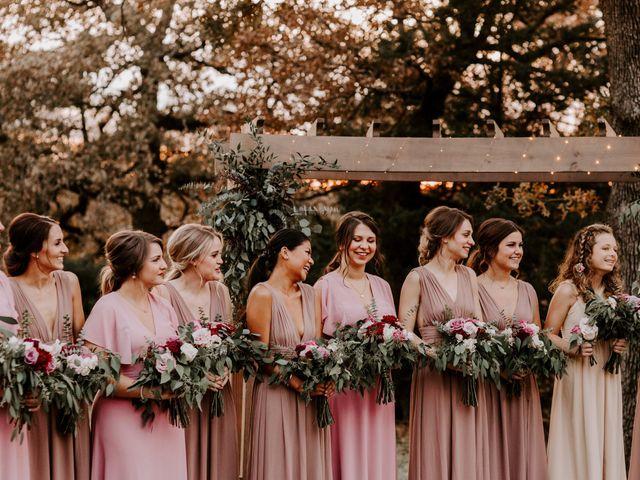 Leevi and Lauren's Wedding in Aubrey, Texas 35