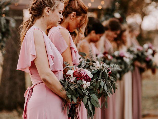 Leevi and Lauren's Wedding in Aubrey, Texas 36