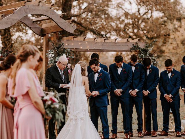 Leevi and Lauren's Wedding in Aubrey, Texas 37