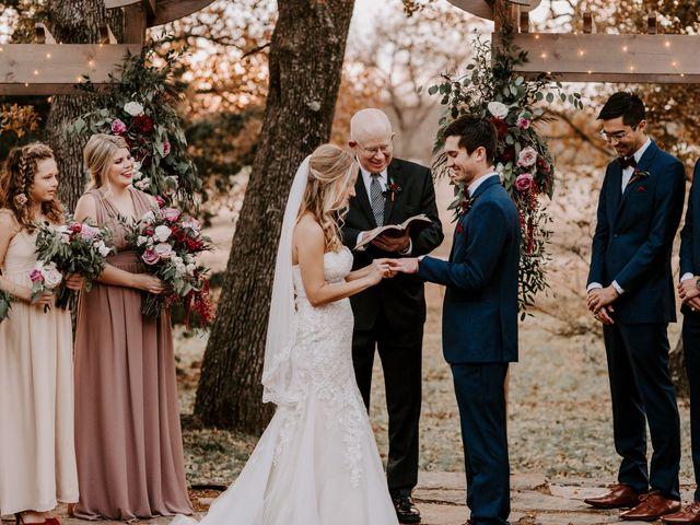 Leevi and Lauren's Wedding in Aubrey, Texas 38
