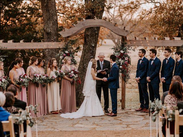 Leevi and Lauren's Wedding in Aubrey, Texas 39
