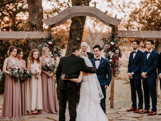 Leevi and Lauren's Wedding in Aubrey, Texas 40