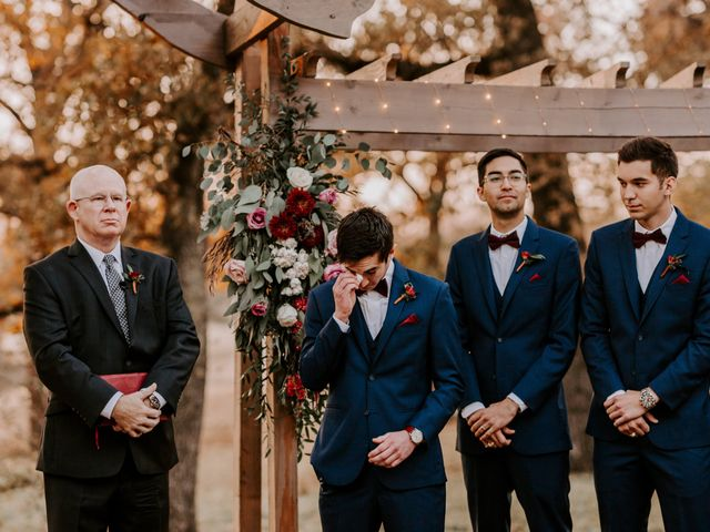 Leevi and Lauren's Wedding in Aubrey, Texas 42