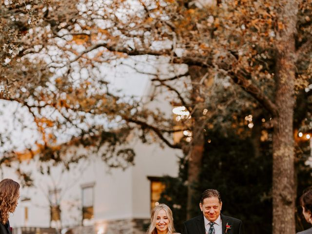 Leevi and Lauren's Wedding in Aubrey, Texas 44