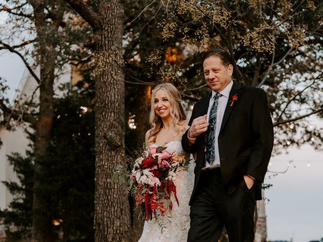Leevi and Lauren's Wedding in Aubrey, Texas 45