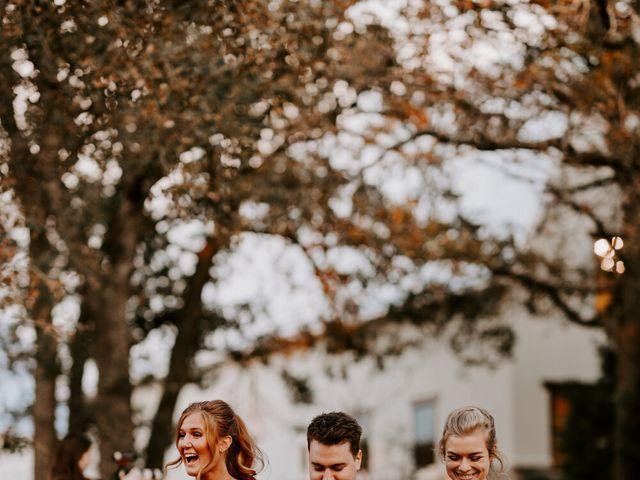 Leevi and Lauren's Wedding in Aubrey, Texas 46