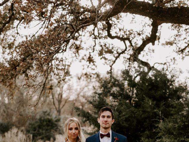 Leevi and Lauren's Wedding in Aubrey, Texas 53
