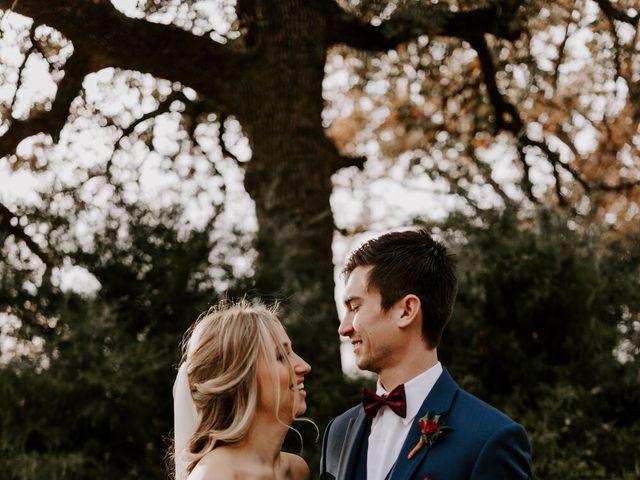 Leevi and Lauren's Wedding in Aubrey, Texas 56