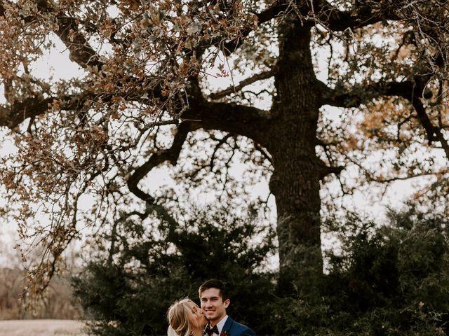 Leevi and Lauren's Wedding in Aubrey, Texas 57