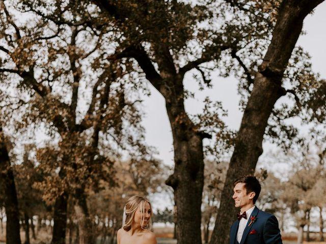 Leevi and Lauren's Wedding in Aubrey, Texas 58