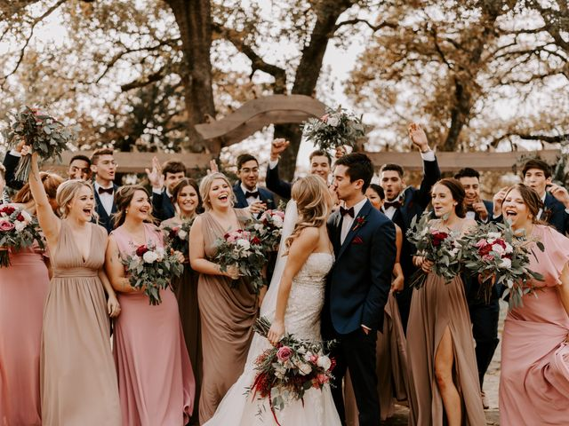 Leevi and Lauren's Wedding in Aubrey, Texas 2