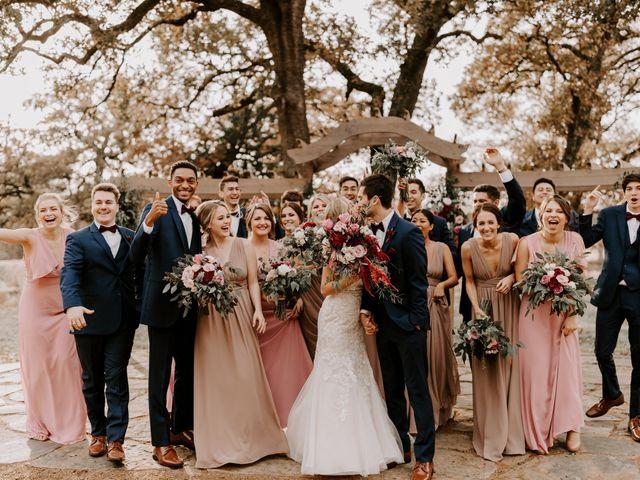 Leevi and Lauren's Wedding in Aubrey, Texas 59