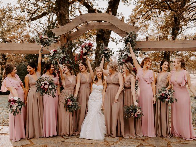 Leevi and Lauren's Wedding in Aubrey, Texas 64