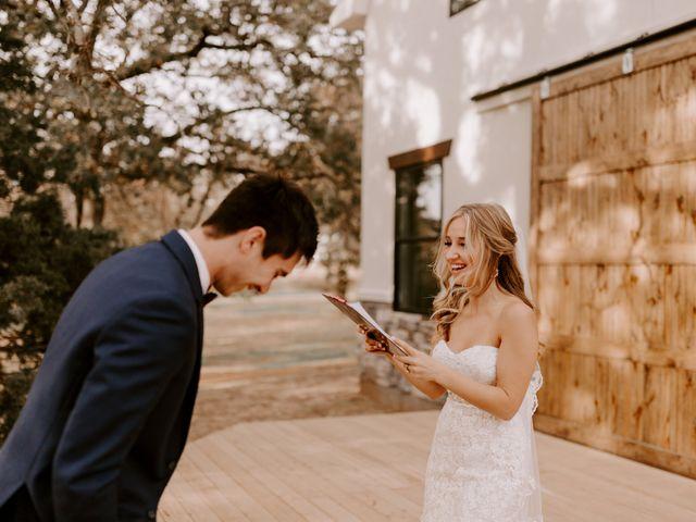 Leevi and Lauren's Wedding in Aubrey, Texas 68