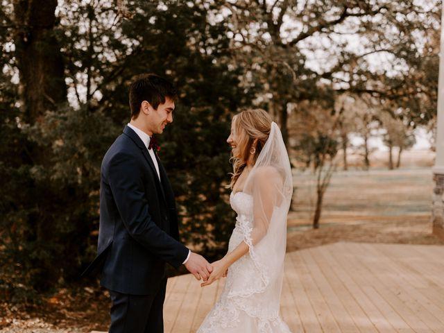 Leevi and Lauren's Wedding in Aubrey, Texas 70