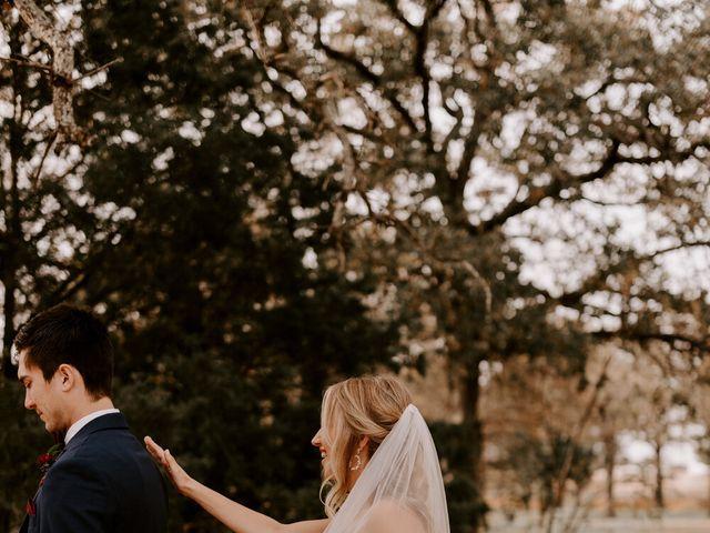 Leevi and Lauren's Wedding in Aubrey, Texas 71