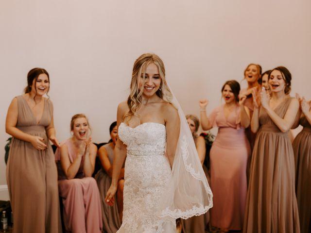 Leevi and Lauren's Wedding in Aubrey, Texas 76
