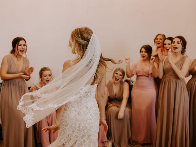 Leevi and Lauren's Wedding in Aubrey, Texas 77
