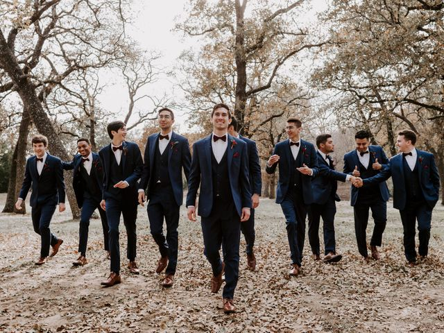 Leevi and Lauren's Wedding in Aubrey, Texas 78