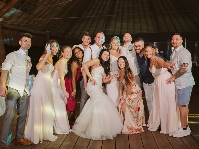Adam and Erica's Wedding in Playa del Carmen, Mexico 4
