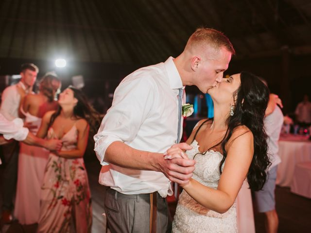 Adam and Erica's Wedding in Playa del Carmen, Mexico 5