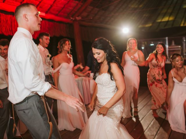 Adam and Erica's Wedding in Playa del Carmen, Mexico 8