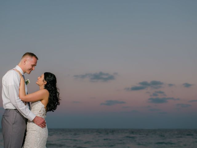 Adam and Erica's Wedding in Playa del Carmen, Mexico 12