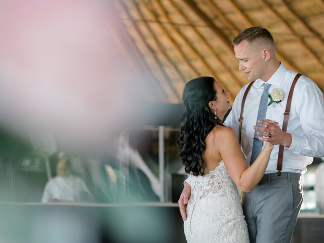 Adam and Erica's Wedding in Playa del Carmen, Mexico 14