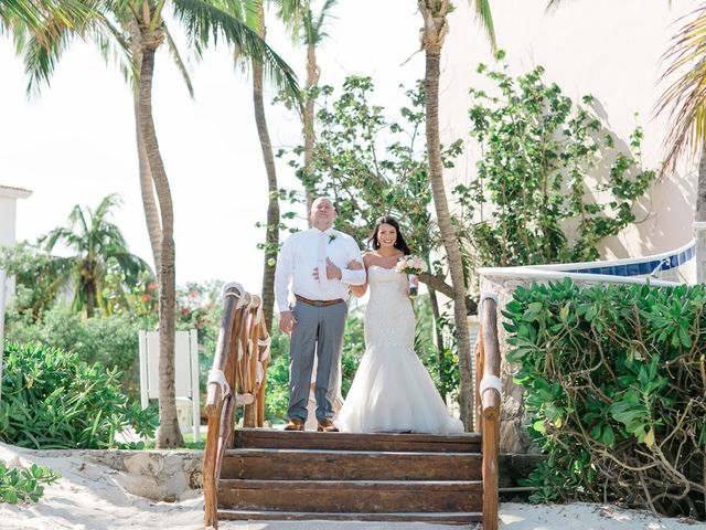 Adam and Erica's Wedding in Playa del Carmen, Mexico 44