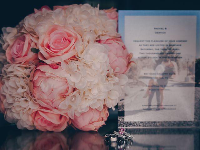 Derrick and Rachel's Wedding in Houston, Texas 3