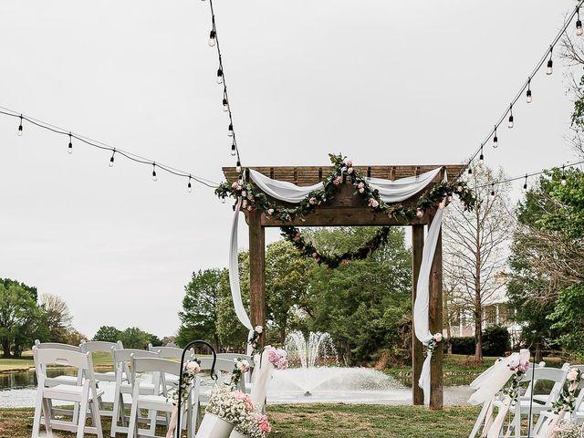 Derrick and Rachel's Wedding in Houston, Texas 4
