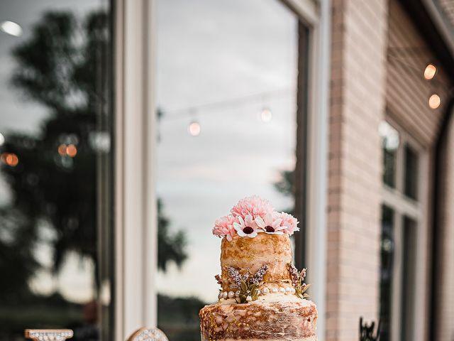 Derrick and Rachel's Wedding in Houston, Texas 5