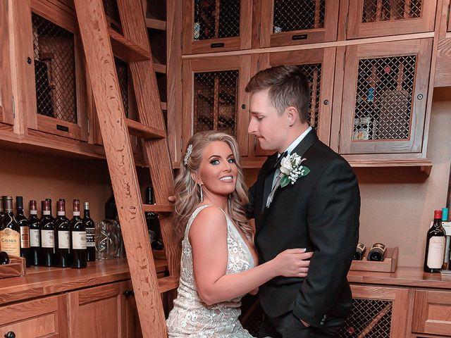 Derrick and Rachel's Wedding in Houston, Texas 15