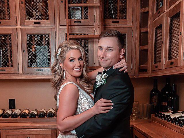 Derrick and Rachel's Wedding in Houston, Texas 16