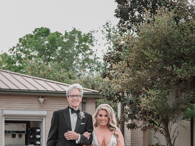 Derrick and Rachel's Wedding in Houston, Texas 18