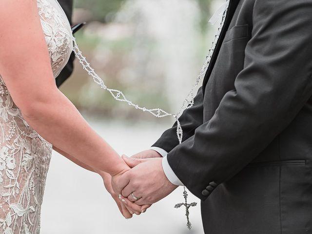 Derrick and Rachel's Wedding in Houston, Texas 20