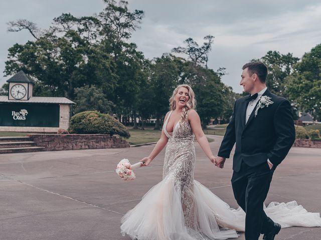 Derrick and Rachel's Wedding in Houston, Texas 25