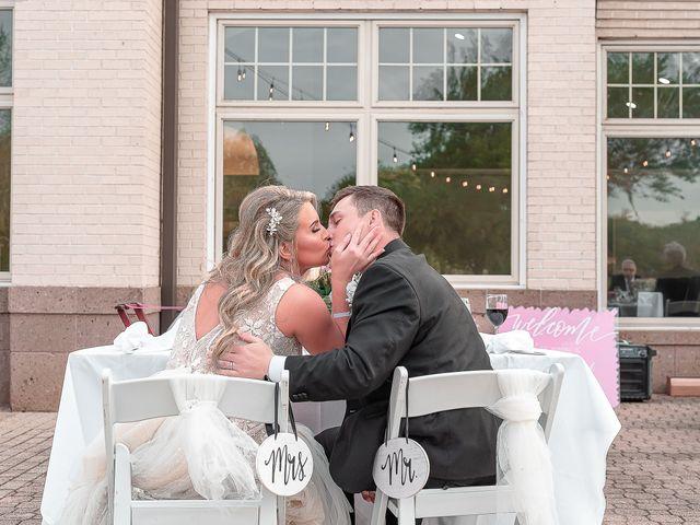 Derrick and Rachel's Wedding in Houston, Texas 26