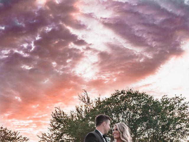 Derrick and Rachel's Wedding in Houston, Texas 27