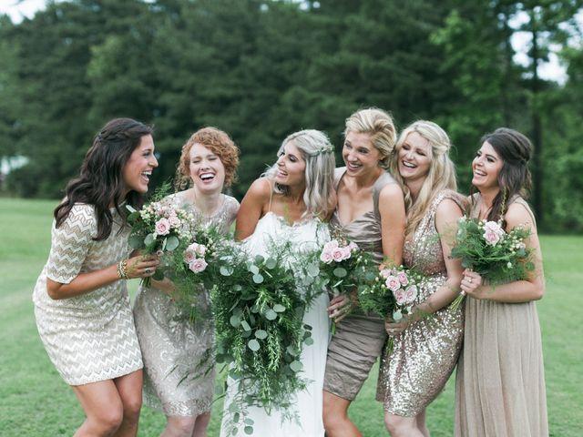 Mallory and James's Wedding in Kilgore, Texas 6