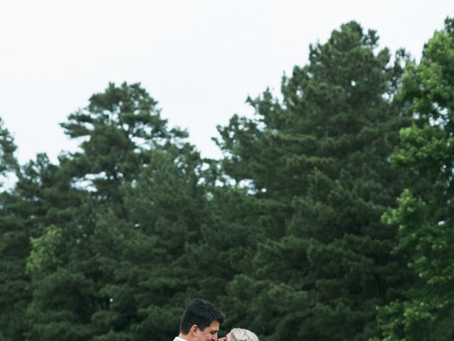 Mallory and James's Wedding in Kilgore, Texas 8
