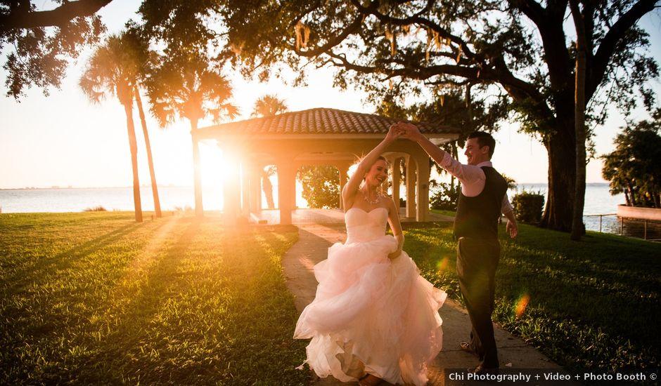 Chris and Kelly's Wedding in Sarasota, Florida