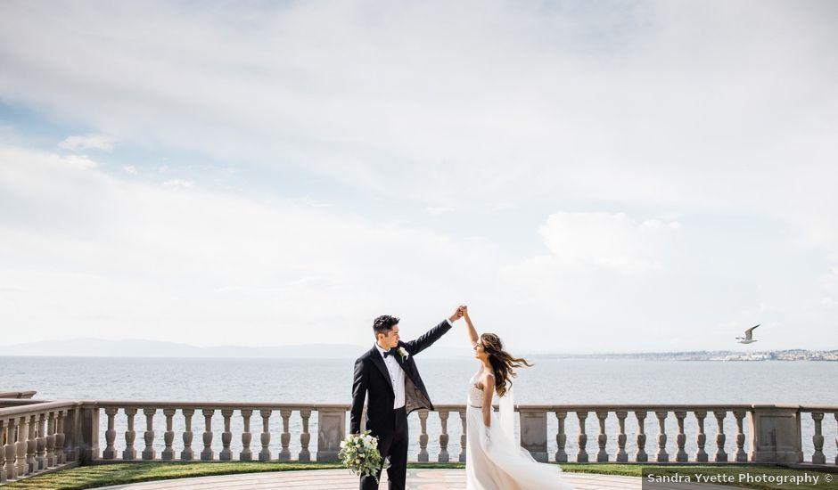 Brian and Lauren's Wedding in Rancho Palos Verdes, California