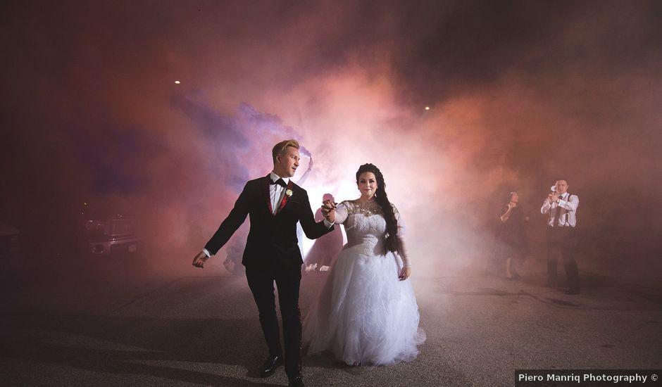 Jason and Brandi's Wedding in Houston, Texas