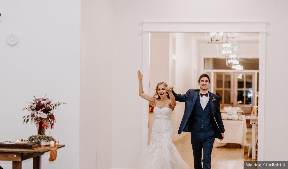 Leevi and Lauren's Wedding in Aubrey, Texas