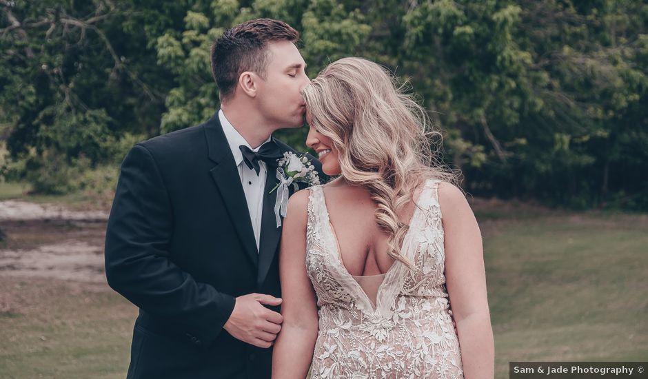 Derrick and Rachel's Wedding in Houston, Texas