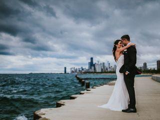The wedding of Kasey and David